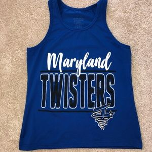 Maryland Twisters Tank Top